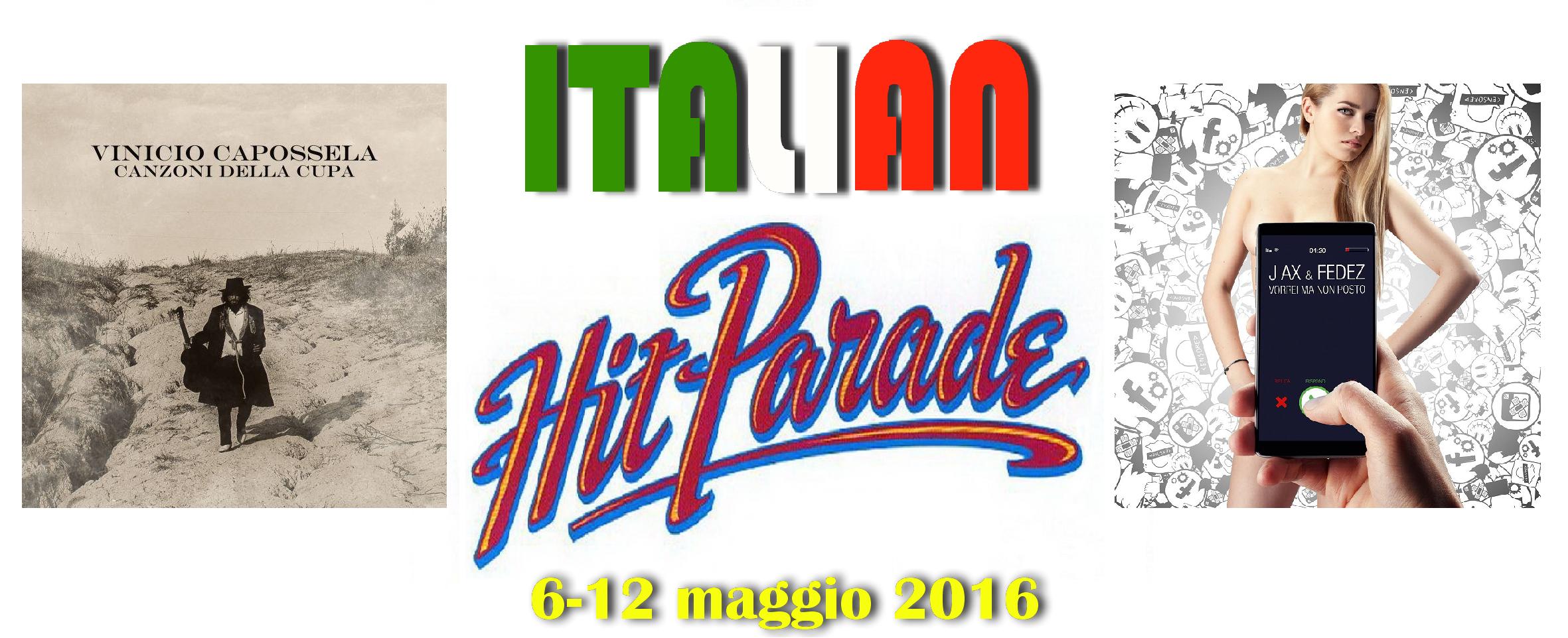 """Nuovo appuntamento con la rubrica """"Italian Hit Parade"""" e la classifica dei dischi più venduti in Italia.Nessun artistariesce a mantenersi in vetta per più di una settimana in questa primavera. […]"""