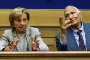 Marco Pannella ed Emma Bonino