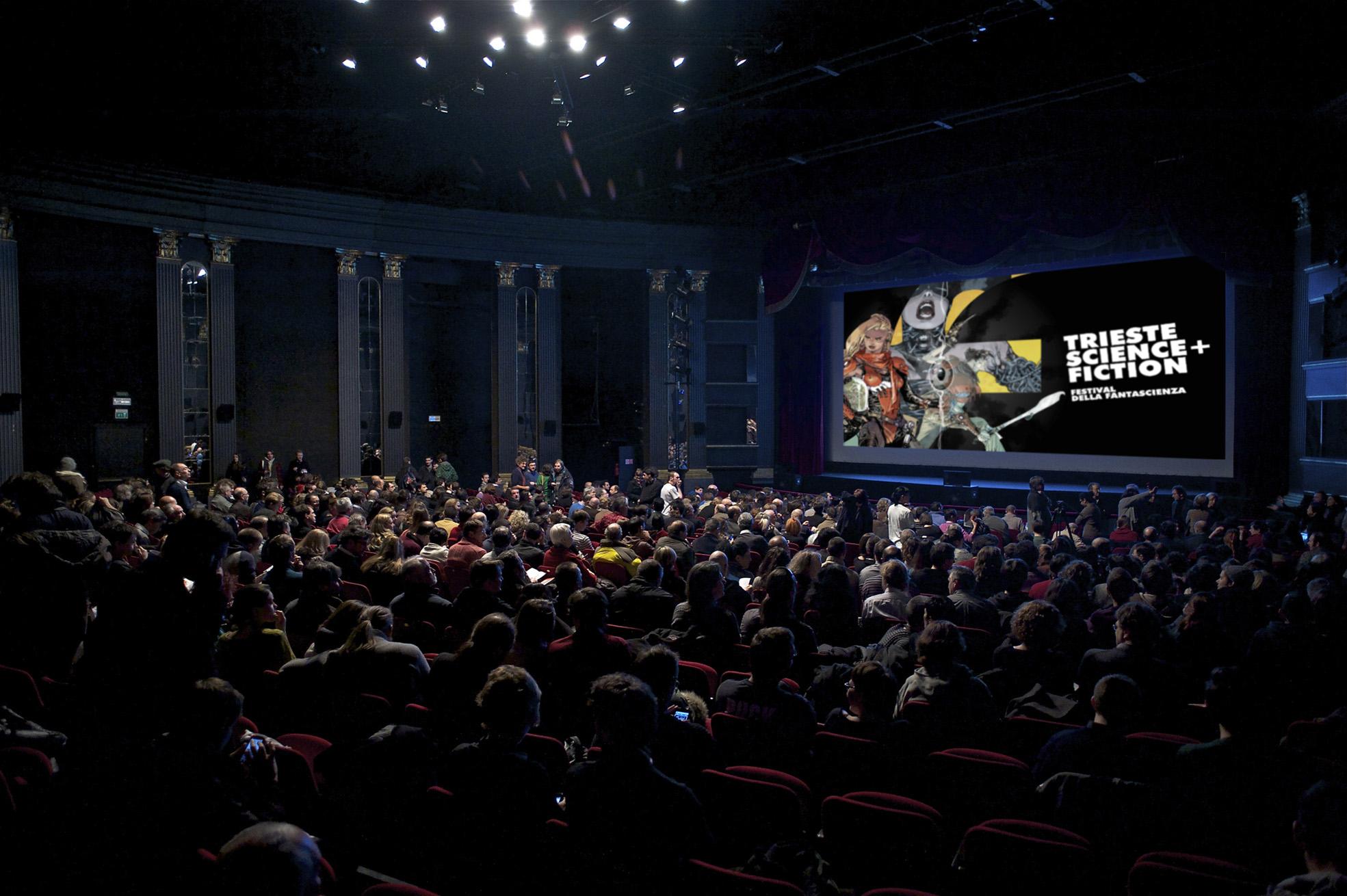 """CANNES – Si svolgerà dal 1° al 6 novembre 2016 la sedicesima edizione del """"Trieste Science+Fiction Festival"""", organizzato e promosso da La Cappella Underground. L'annuncio arriva dal Festival di Cannes, […]"""