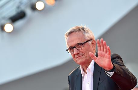 Italian director Marco Bellocchio arrives for the premiere of 'Sangue del mio sangue' at the 72nd annual Venice International Film Festival, in Venice, Italy, 08 September 2015. The movie is presented in official competition 'Venezia 72' at the festival running from 02 September to 12 September. ANSA/ETTORE FERRARI