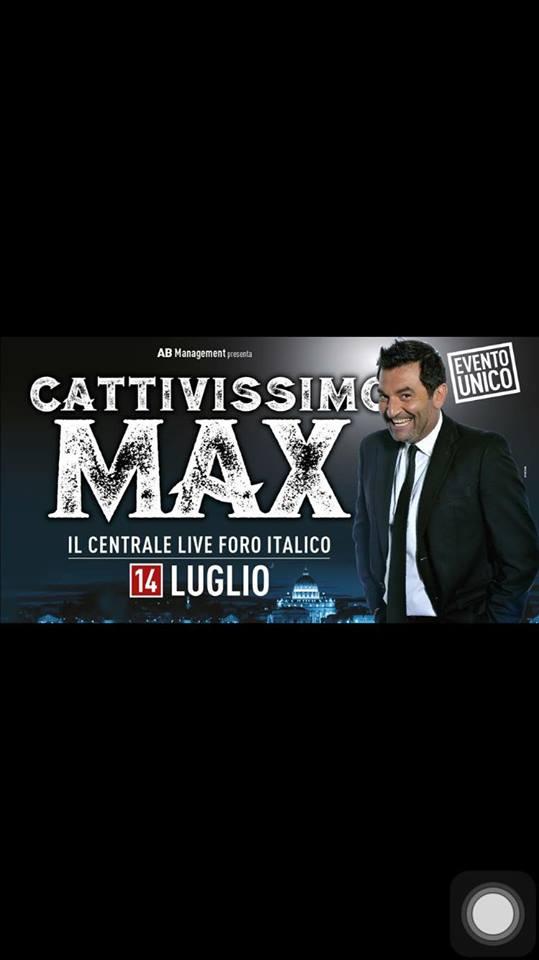 Max Giusti sarà protagonista di un evento unico, al Centrale Live del Foro Italico di Roma, giovedì 14 luglioalle ore 21:30, con il grande show CATTIVISSIMO MAX. In un momento […]