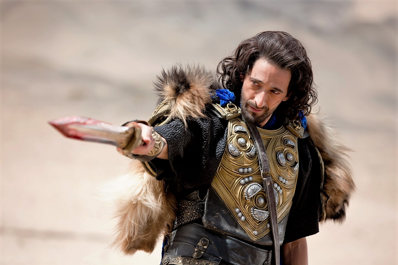Adrien Brody as Tiberius_2 - web