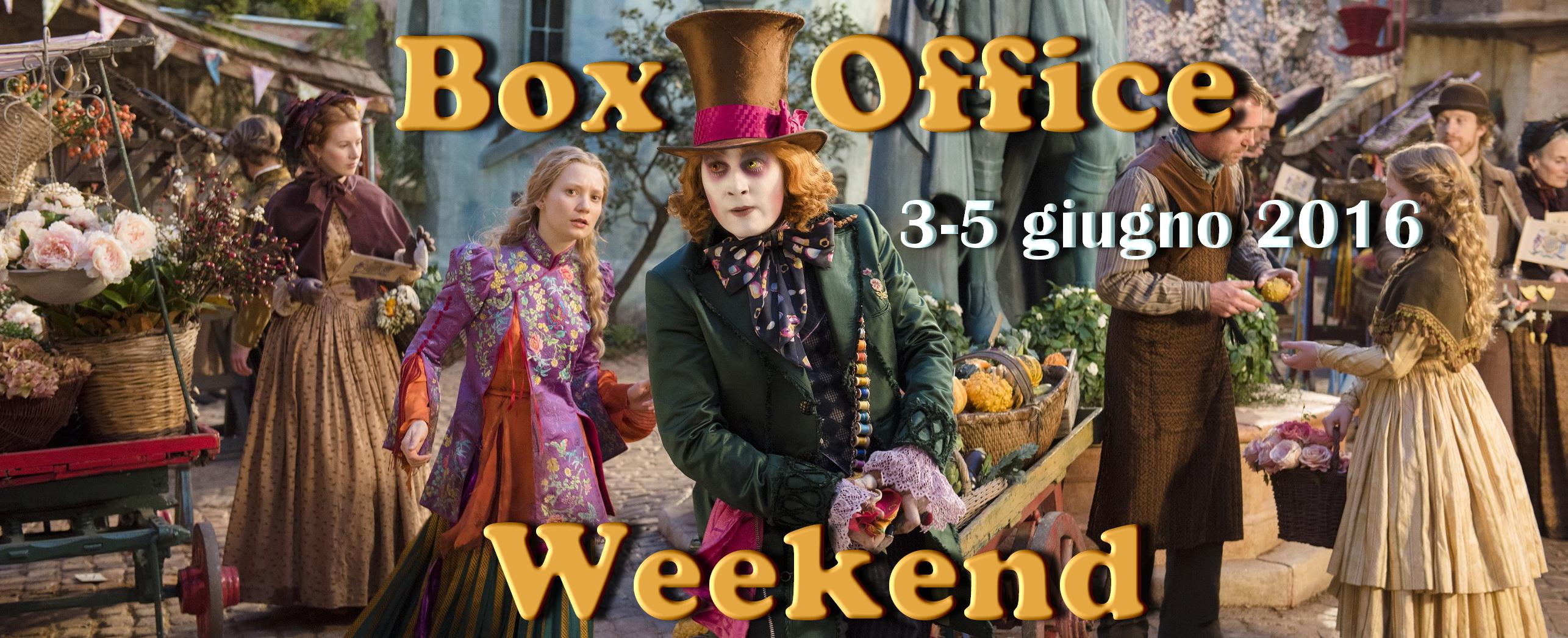 """Primo appuntamento di giugnocon""""Box Office Weekend"""" e gli incassi del fine settimana cinematografico, in curioso miglioramento rispetto al precedente, anche grazie al ponte del 2 giugno. Appassionante testa a testa […]"""