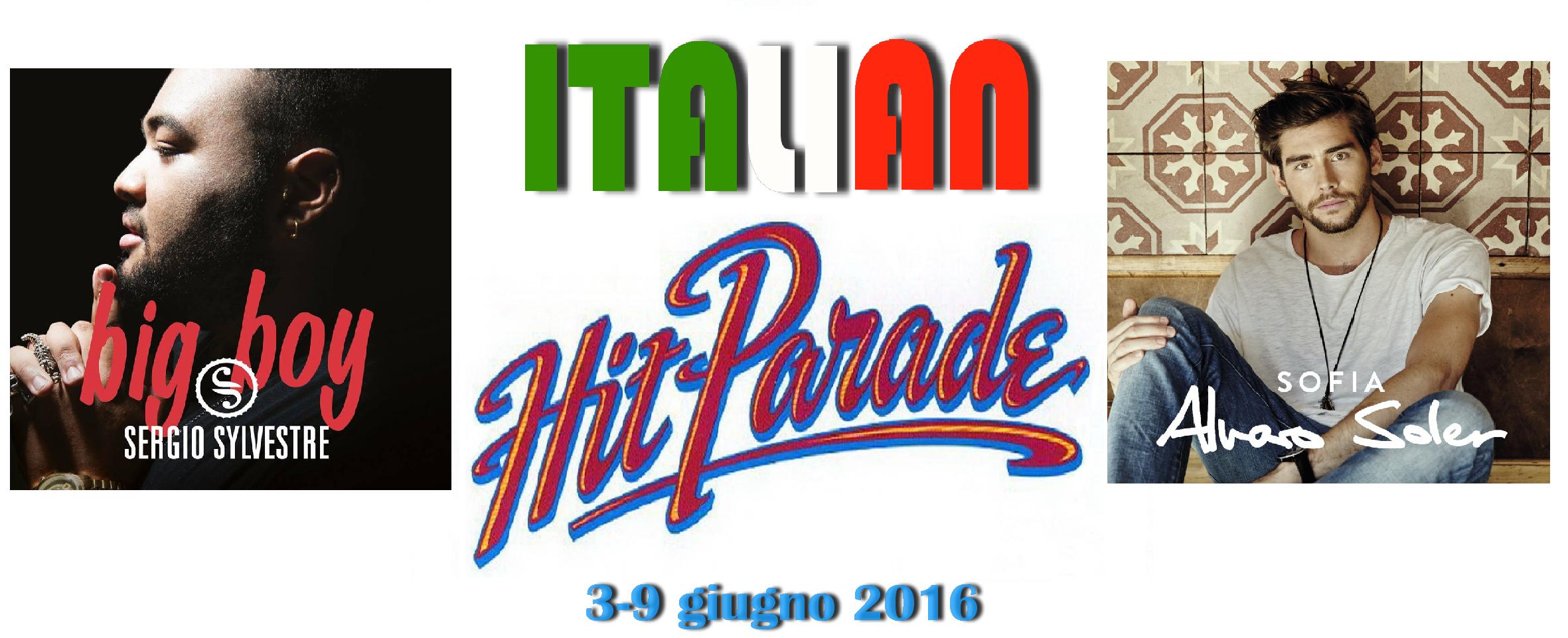 """Secondo appuntamento di giugno con la rubrica """"Italian Hit Parade"""" e la classifica dei dischi più venduti in Italia. Vetta invariata rispetto a sette giorni fa, con gli """"amici di […]"""