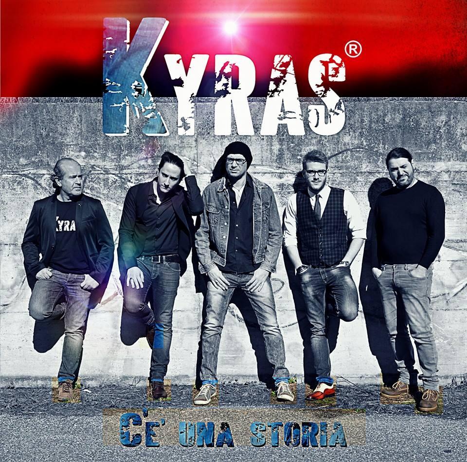 Domani 6 giugno 2016 i Kyras apriranno il Wind Music Awards, la prestigiosa kermesse musicale giunta, quest'anno, alla sua decima edizione. I Kyras si esibiranno domani sera, infatti, intorno alle […]
