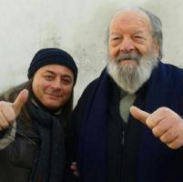 Lorenzo De Luca e Bud Spencer