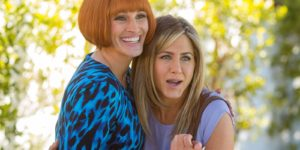 """Julia Roberts e Jennifer Aniston in """"Mother's day"""""""