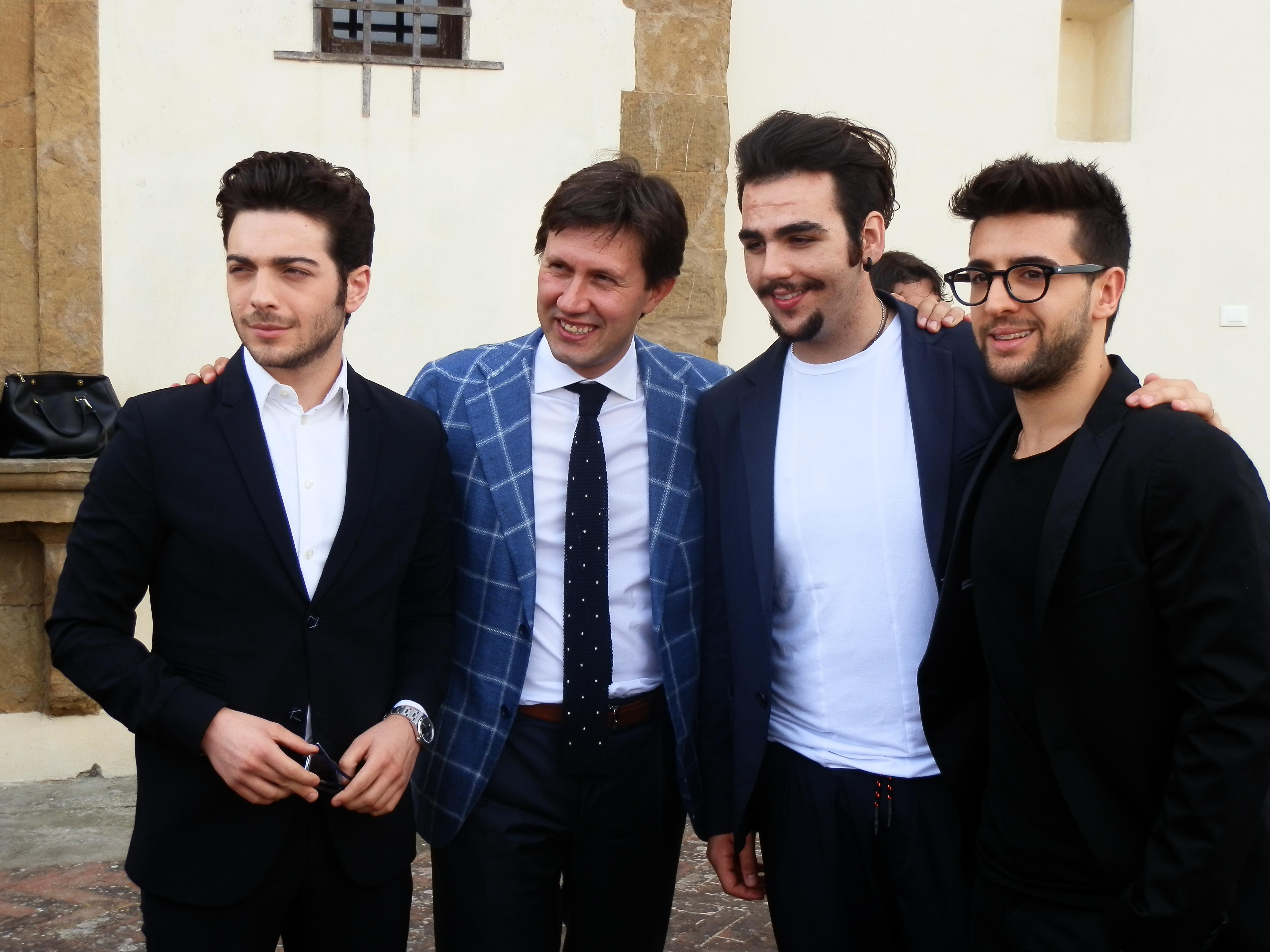 """Si è svolta questa mattina nella suggestiva cornice del Forte Belvedere a Firenze la conferenza stampa dell'evento """"Una notte magica – Tributo ai tre tenori"""" che avrà luogo venerdì 1° […]"""
