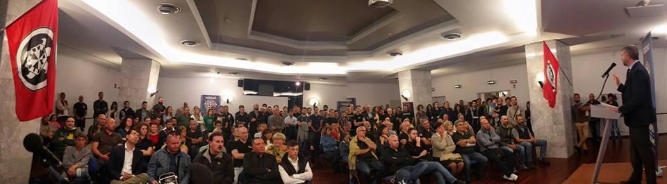 Torino 2 giugno – Elezioni amministrative: CasaPound Italia, Marco Racca, candidato sindaco a Torino e Simone Di Stefano vice presidente del movimento e candidato sindaco a Roma, si sono guadagnatigli […]