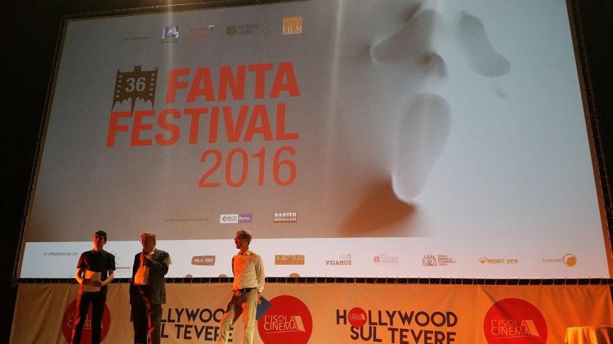 Si è conclusa ieri sera la prima parte del 36° Fantafestival, con la cerimonia di premiazione in cui sono stati assegnati i Pipistrelli d'Oro. La serata di è svolta nella […]