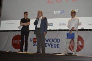 36° Fantafestival - Premiazione - Luca Ruocco, Alberto Ravaglioli e Marcello Rossi