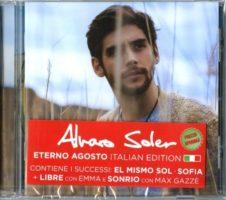 Alvaro Soler - Eterno agosto Italian edition