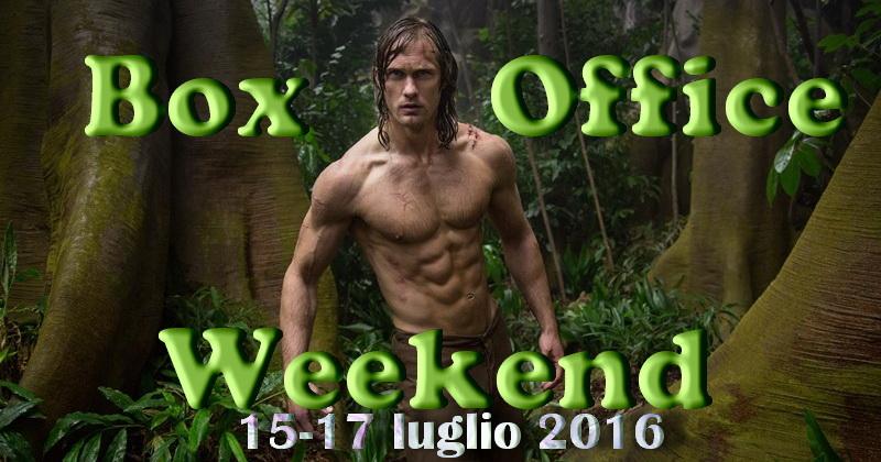"""Terzo appuntamento di luglio con la rubrica """"Box Office Weekend"""" e gli incassi del fine settimana al cinema. Come ampiamente prevedibile, in un altro roventeweekend di sole e mare,gli unici […]"""