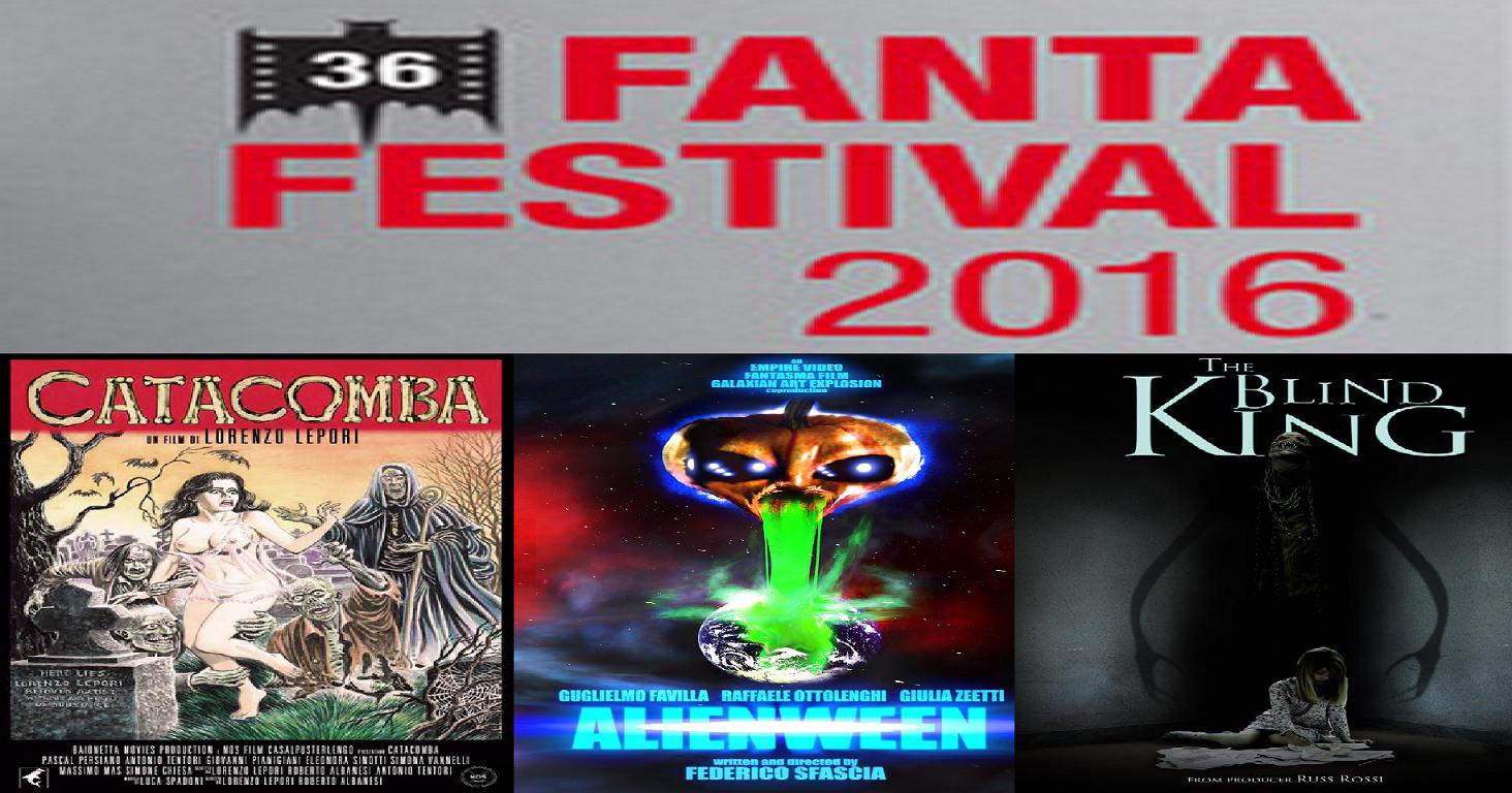 Dopo la giornata inaugurale, ierialFantafestival è stata la volta di altri tre film italiani, di generi molto diversi e con fortune alterne. La preoccupazione iniziale di dover sfoggiare l'ennesima cattivissima […]