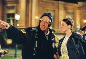 Garry Marshall e Anne Hathaway