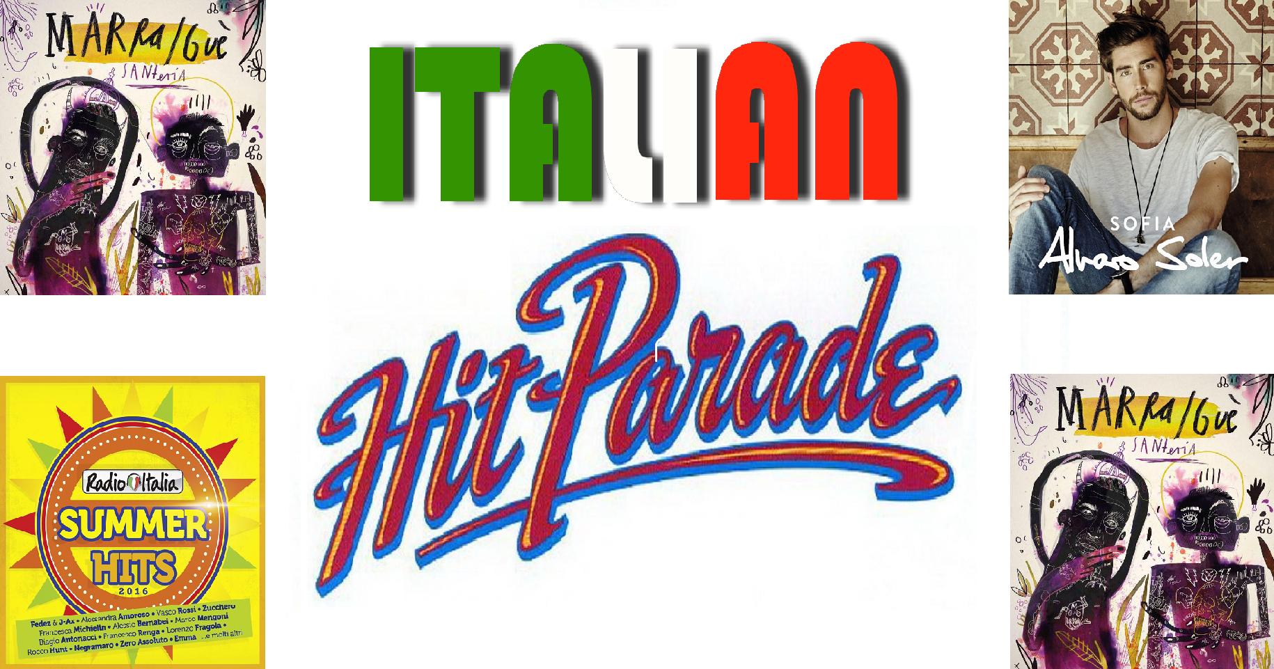 """Primo appuntamento di luglio con la rubrica """"Italian Hit Parade"""" e la classifica dei dischi più venduti in Italia. In primis ci scusiamo per il """"buco"""" della scorsa settimana, dovuto […]"""