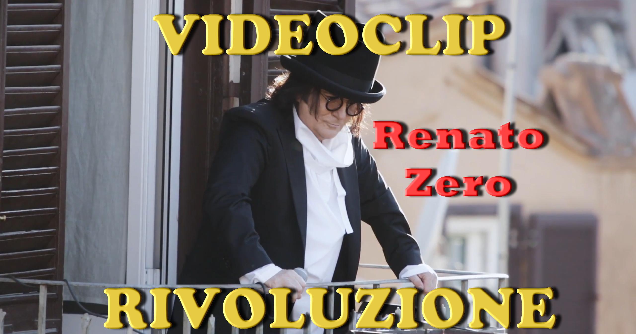 """Aquattro mesi di distanza da """"Chiedi"""" e dopoi concerti veronesi del mese scorso, torna Renato Zero con un nuovo videoclip, quello di """"Rivoluzione"""", secondo singolo tratto dal suo album disco […]"""