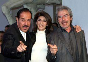 Il Trio Massimo Lopez, Anna Marchesini e Tullio Solenghi