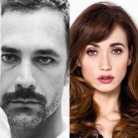 Raoul Bova e Chiara Francini