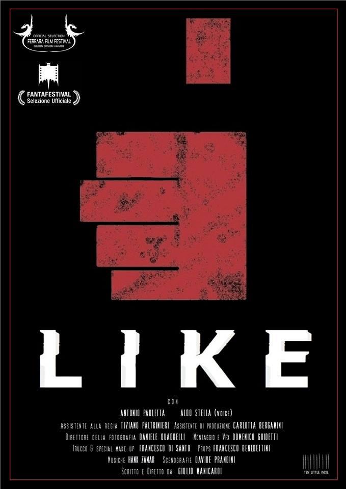 """Domenica 17 luglio, al Fantafestival di Roma potremo assistere alla proiezione del cortometraggio di Giulio Manicardi """"LIKE"""" ho chiesto a Giulio di parlarmi del suo corto. Come nasce l'idea di […]"""
