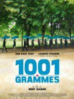 1001 grammes, Affiche
