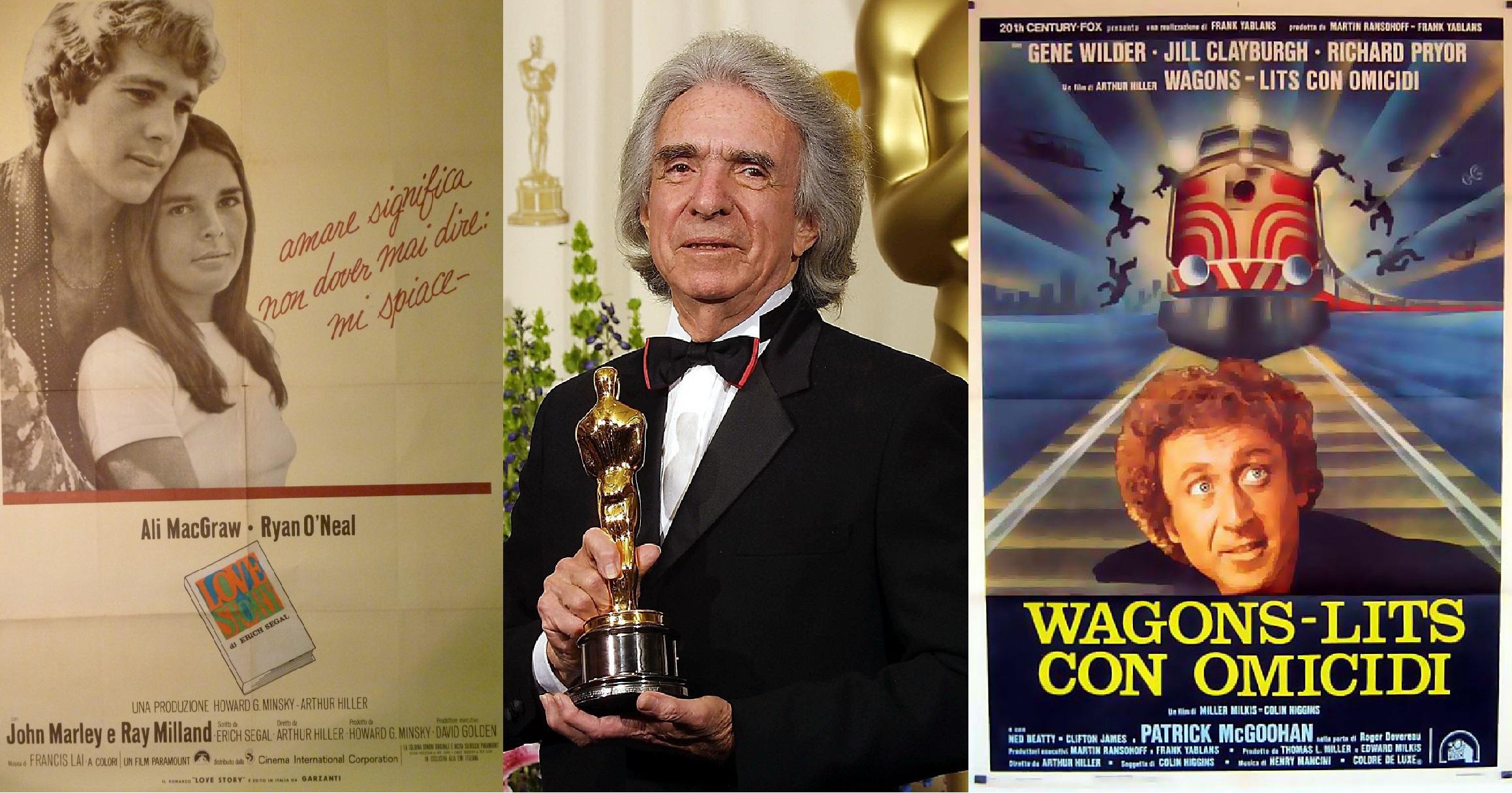 Addio al regista canadese Arthur Hiller, morto ieri a Los Angeles per cause naturali all'età di92 anni. Lo ha reso noto l'AMPAS (l'Academy degli Oscar, per intenderci) che lo stesso […]