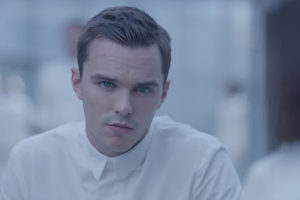 "Nicholas Hoult in ""Equals"""