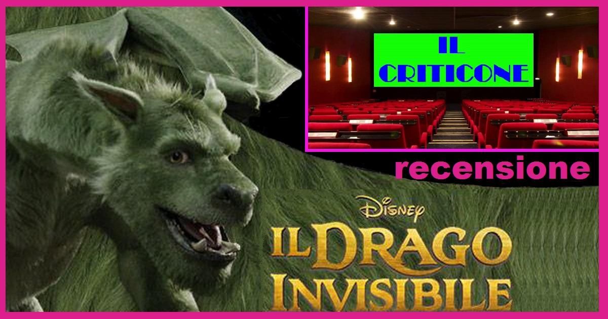 Recensione De Il Drago Invisibile Reboot Disney Per