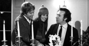 "Arthur Hiller dirige Ryan O'Neal e Ali MacGraw in ""Love Story"""