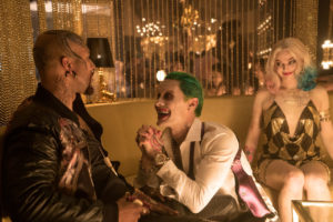 "Common, Jared Leto e Margot Robbie in ""Suicide Squad"""