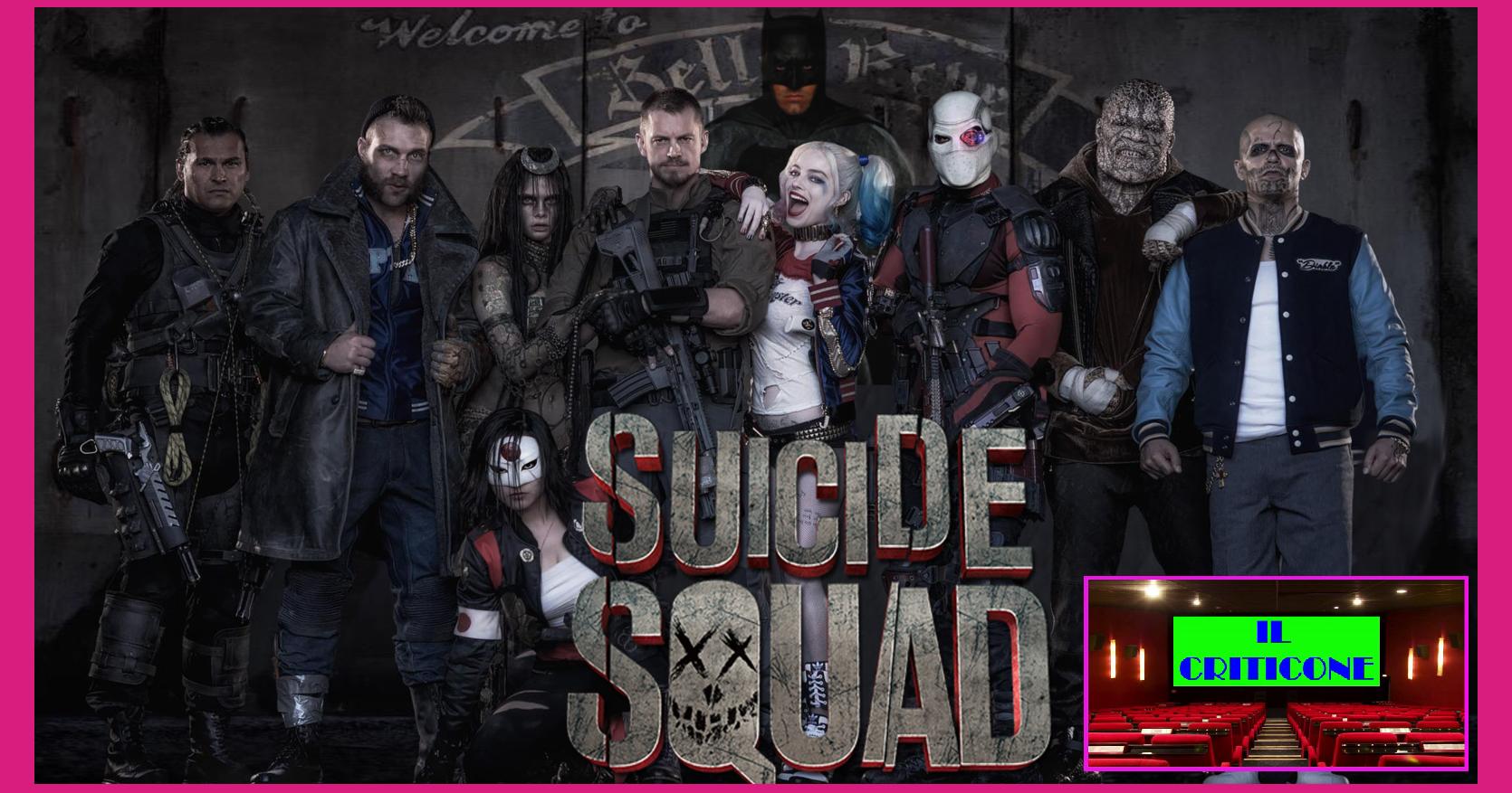 Grande anteprima ieri sera a Roma per Suicide Squad, il nuovo blockbuster targato DC Comics e Warner che arriverà nelle sale italiane il 13 agosto, sfidando il caldo e gli […]