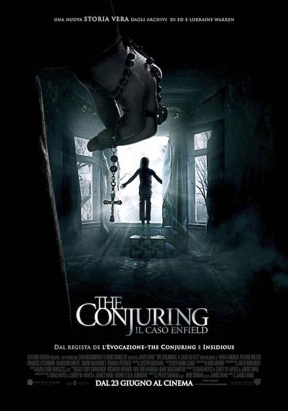 """Dopo circa tre anni di distanza dal primo film """"The Conjuring', ci ritroviamo catapultati in questa nuovissima avventura horror che vede nuovamente al timone James Wan. Con grande piacere, abbiamo […]"""