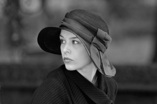 "Paula Beer in ""Frantz"""