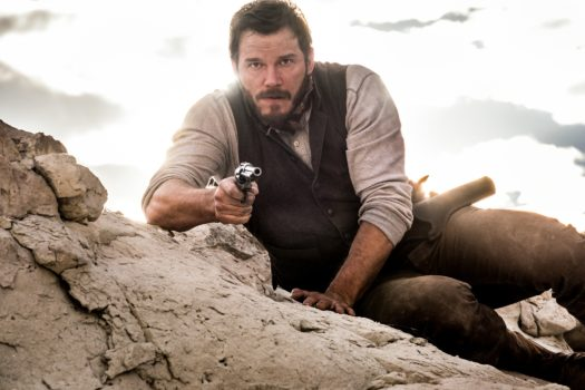 Chris Pratt stars in MGM and Columbia Pictures' THE MAGNIFICENT SEVEN.