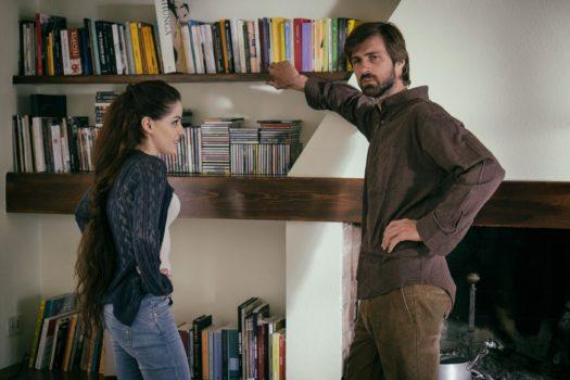 Sonia (Camilla Diana) con Tommaso