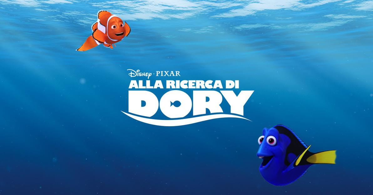 Dopo oltre due mesi e mezzo di attesa, arriva finalmente nelle sale italiane Alla ricerca di Dory, attesissimo sequel del fortunato Alla ricerca di Nemo del 2003,prodotto dalla Disney / […]
