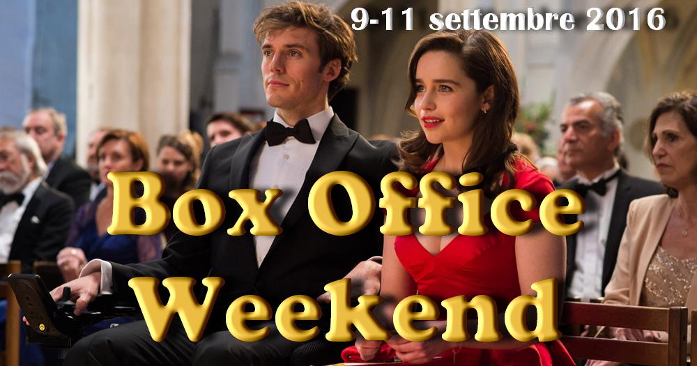 """Secondo appuntamento di settembre con la rubrica """"Box Office Weekend"""", dedicata agli incassi del fine settimana cinematografico, che riprende dopo la pausa dovuta alla Mostra del Cinema di Venezia. Per […]"""
