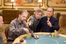 """Hanson e Robert Duvall sul set de """"Le regole del gioco"""""""