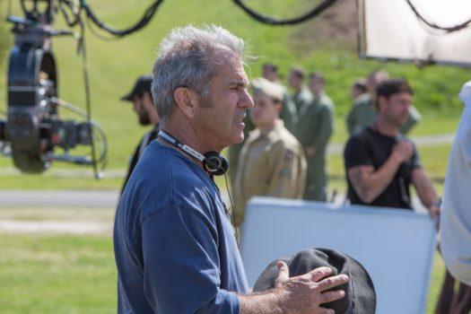 Mel Gibson dirige il film - Hacksaw Ridge