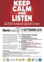 Proramma Liberal Camp