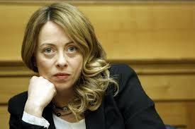 Giorga Meloni