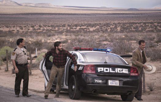 Tony (Jake Gyllenhaal) e Roberto Andes (Michael Shannon)