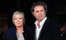 Piera De Tassis e Paolo Sorrentino