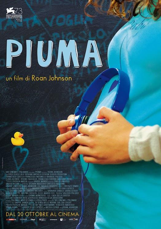 Piuma locandina