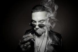 Il rapper Sfera Ebbasta