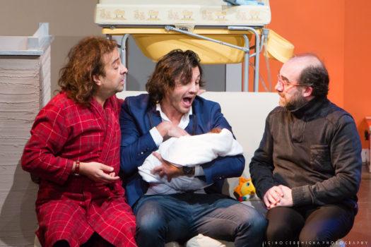 Mario Zamma, Nicola Canonico e Giuseppe Cantore