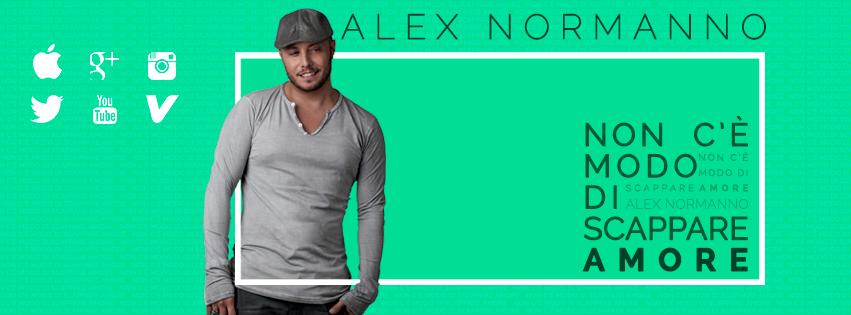 """Mondospettacolo incontra il cantautore Alex Normanno, per parlare dl suo nuovo singolo dal titolo """"Non c'è modo di scappare amore"""" e dei suoi progetti futuri. Ciao Alex, grazie per aver […]"""