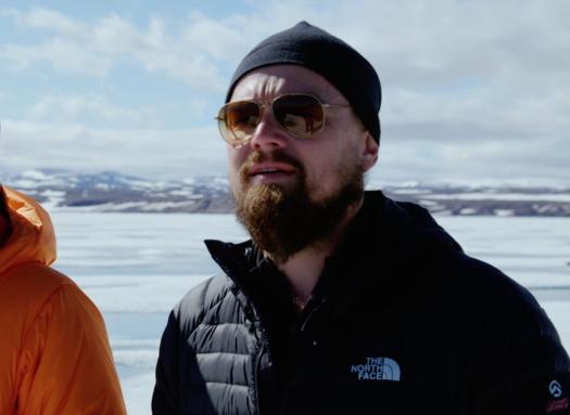 """Leonardo DiCaprio """"Before the Flood – Punto di non ritorno"""""""