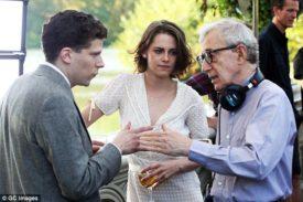 Café Society - Jesse Eisenberg, Kristen Stewart e Woody Allen