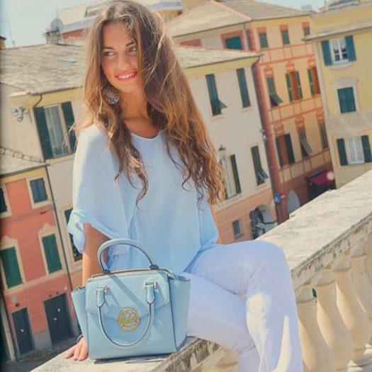 La blogger Federica Ferraro